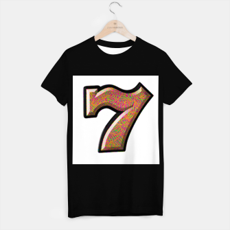 Thumbnail image of 7 T-shirt regular, Live Heroes