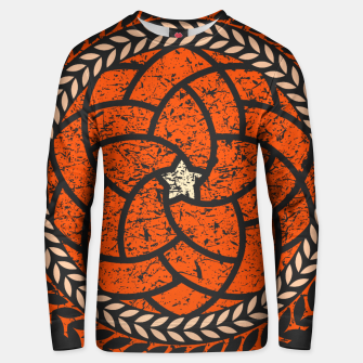 Thumbnail image of Elements - Red Unisex sweater, Live Heroes
