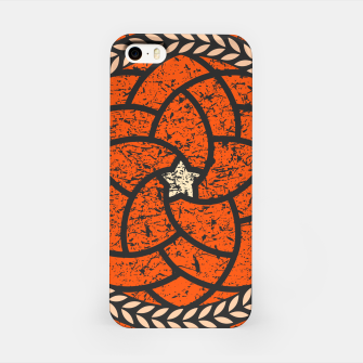 Thumbnail image of Elements - Red iPhone Case, Live Heroes