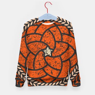 Thumbnail image of Elements - Red Kid's sweater, Live Heroes