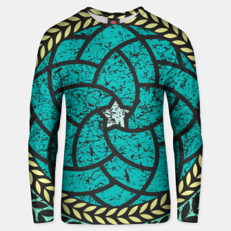 Thumbnail image of Elements - Blue Unisex sweater, Live Heroes
