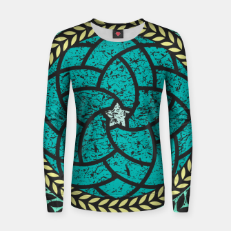 Thumbnail image of Elements - Blue Women sweater, Live Heroes