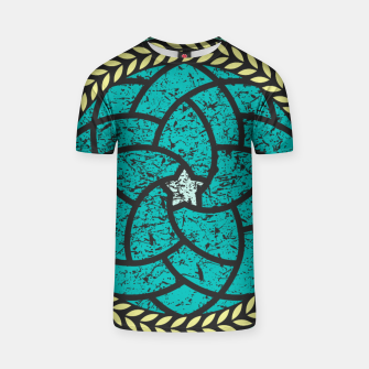Thumbnail image of Elements - Blue T-shirt, Live Heroes