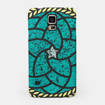 Thumbnail image of Elements - Blue Samsung Case, Live Heroes