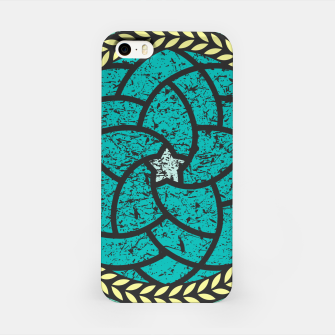 Thumbnail image of Elements - Blue iPhone Case, Live Heroes