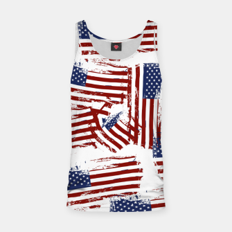 Thumbnail image of 4th of July Tank Top, Live Heroes