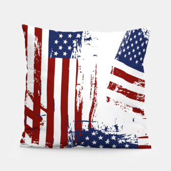 Thumbnail image of 4th of July Pillow, Live Heroes