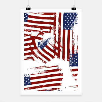 Thumbnail image of 4th of July Poster, Live Heroes