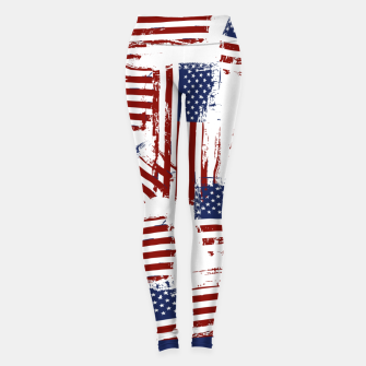 Thumbnail image of 4th of July Leggings, Live Heroes