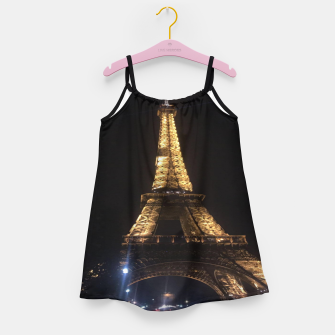 Miniaturka Photo Tour Eiffel Paris Robe de fille, Live Heroes