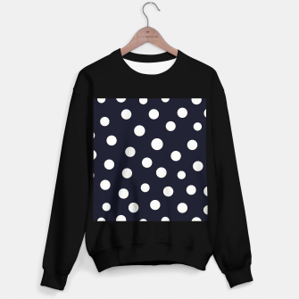 Miniature de image de Shining golden and white colored dots pattern  Sweater regular, Live Heroes