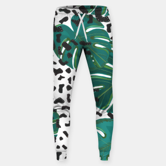 Thumbnail image of Seamless pattern for textile design.  Sweatpants, Live Heroes