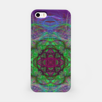 Thumbnail image of Mandala Psychedelic iPhone Case, Live Heroes