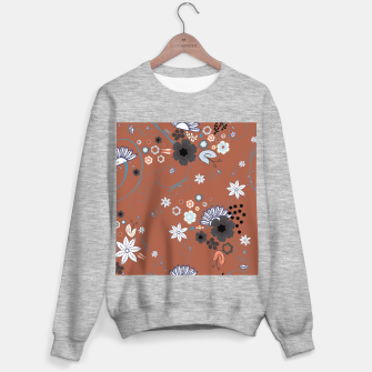 Miniature de image de Orient express Japanese flowers elegant pattern  Sweater regular, Live Heroes