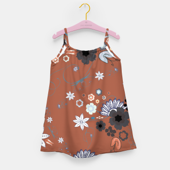 Miniature de image de Orient express Japanese flowers elegant pattern  Girl's dress, Live Heroes