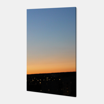 Thumbnail image of Photo Coucher du soleil  Toile, Live Heroes