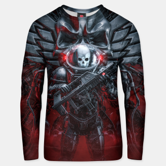 Thumbnail image of Honor Guard Unisex sweater, Live Heroes