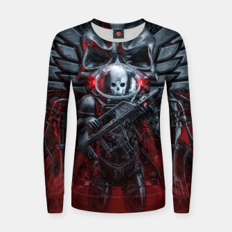 Thumbnail image of Honor Guard Women sweater, Live Heroes