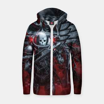 Thumbnail image of Honor Guard Zip up hoodie, Live Heroes