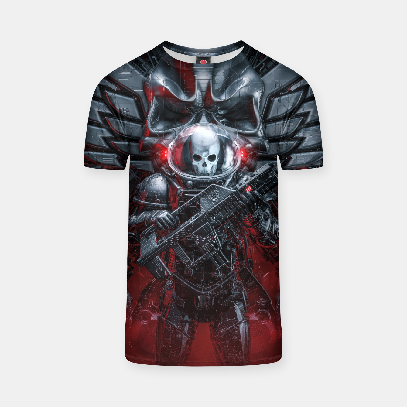 Image of Honor Guard T-shirt - Live Heroes
