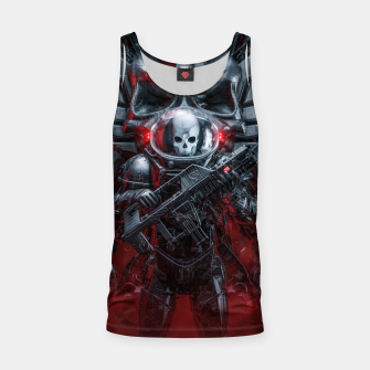 Thumbnail image of Honor Guard Tank Top, Live Heroes