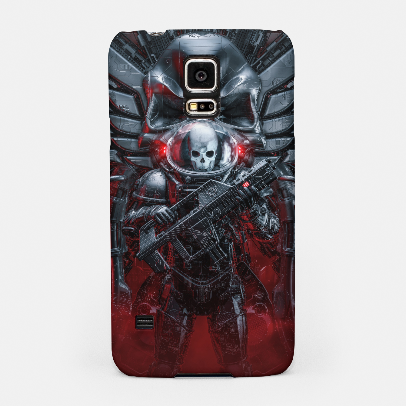 Image of Honor Guard Samsung Case - Live Heroes
