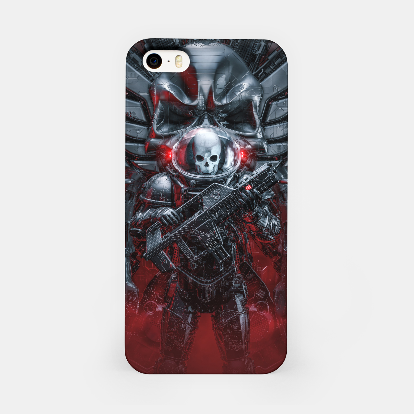 Image of Honor Guard iPhone Case - Live Heroes