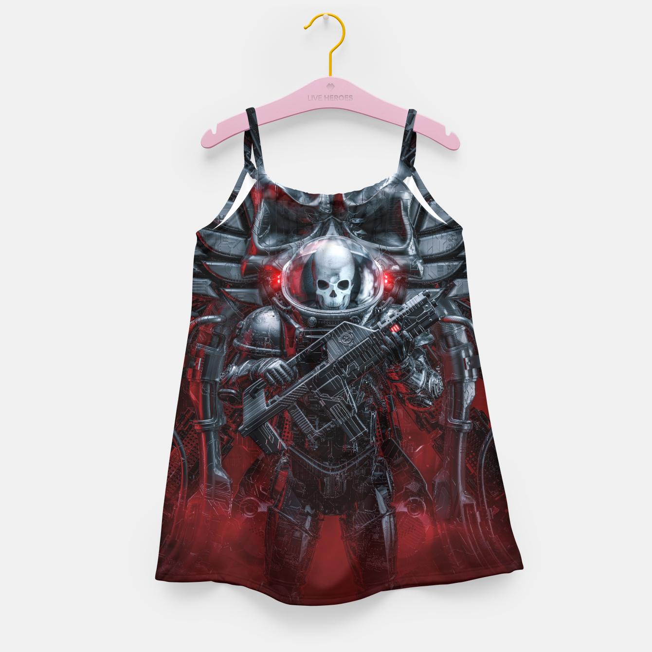 Image of Honor Guard Girl's dress - Live Heroes
