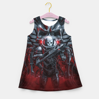 Thumbnail image of Honor Guard Girl's summer dress, Live Heroes