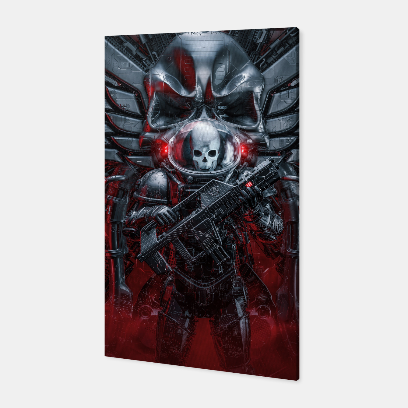 Image of Honor Guard Canvas - Live Heroes