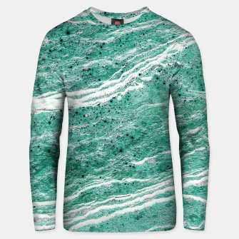 Thumbnail image of Green Salt Unisex sweater, Live Heroes