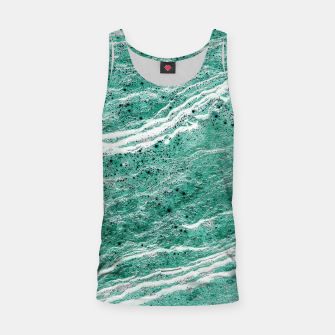 Thumbnail image of Green Salt Tank Top, Live Heroes