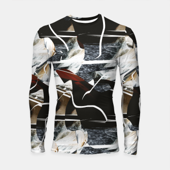 Thumbnail image of  the sweetest melody-newave  Rashguard długi rękaw, Live Heroes