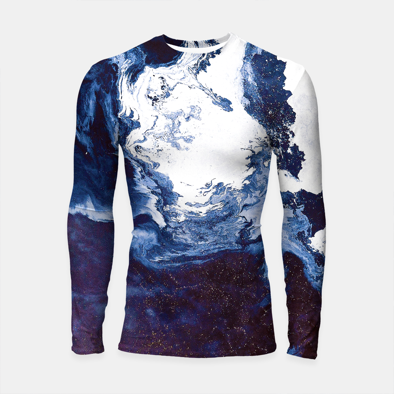 Image of Surface in Concept Longsleeve rashguard  - Live Heroes