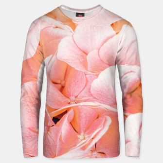 Thumbnail image of Blushing Unisex sweater, Live Heroes