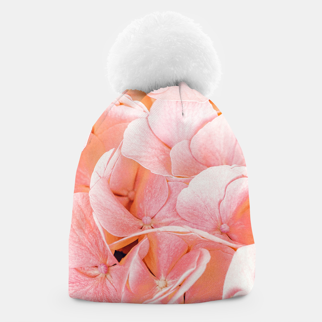 Image of Blushing Beanie - Live Heroes