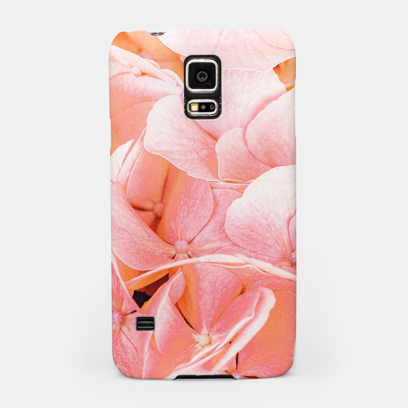 Image of Blushing Samsung Case - Live Heroes