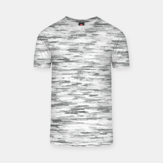 Thumbnail image of Pattern Abstrait Taches Gris T-shirt, Live Heroes