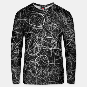 Thumbnail image of Pattern Abstrait Lignes Unisex pull, Live Heroes
