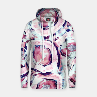 Pink and turquoise Hoodie thumbnail image