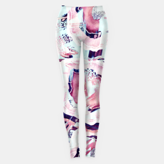 Pink and turquoise Leggings thumbnail image