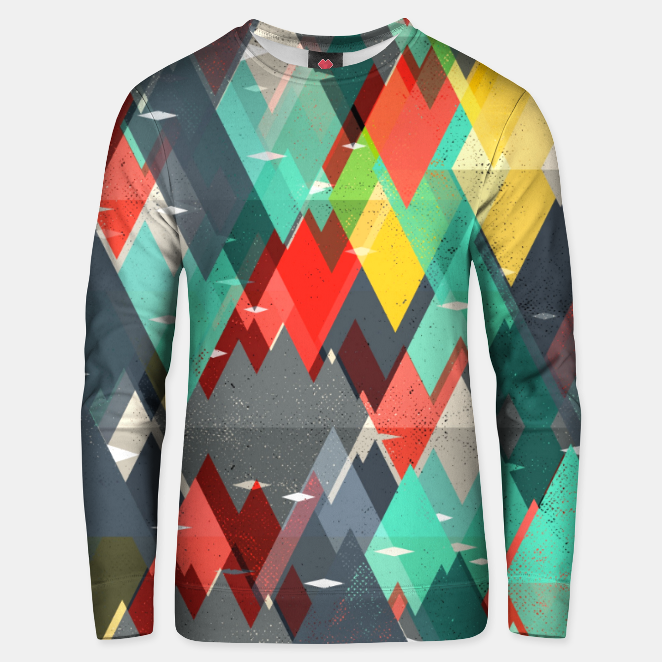 Image of Pattern of nature Unisex sweater - Live Heroes
