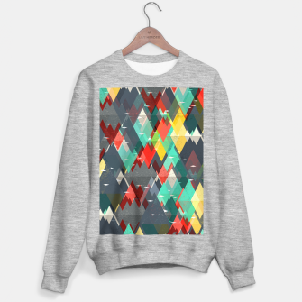 Thumbnail image of Pattern of nature Sweater regular, Live Heroes