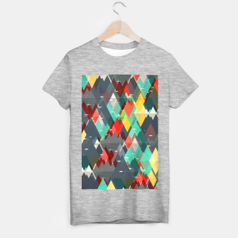 Thumbnail image of Pattern of nature T-shirt regular, Live Heroes