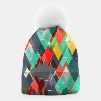 Thumbnail image of Pattern of nature Beanie, Live Heroes
