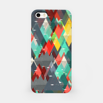 Thumbnail image of Pattern of nature iPhone Case, Live Heroes