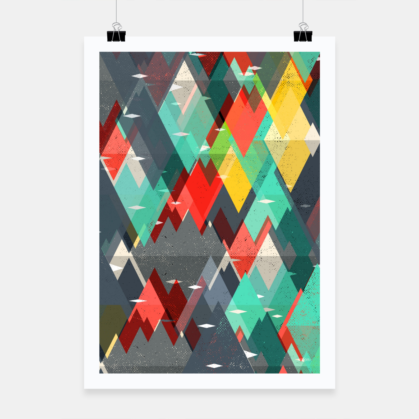 Image of Pattern of nature Poster - Live Heroes