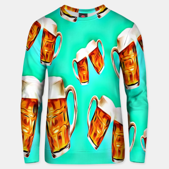 Thumbnail image of Beers forever-Blue Sudadera unisex, Live Heroes