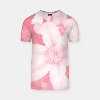 Thumbnail image of clematis 1 pw T-shirt, Live Heroes