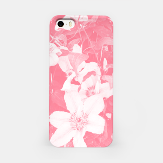 clematis 2 pw iPhone Case thumbnail image